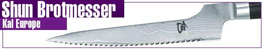 Kai Europe Shun Classic Brotmesser