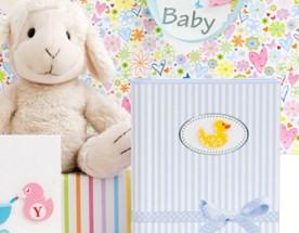 Babyparty Einladungen & Grußkarten zur Geburt
