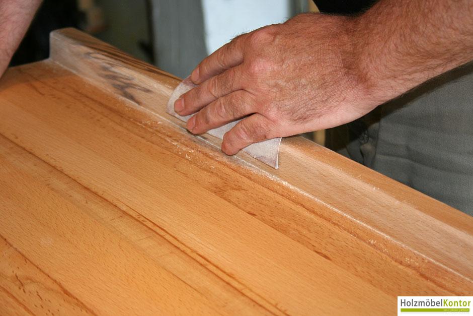 Holzpflege - Tipps und Infos vom Holzmöbelkontor.