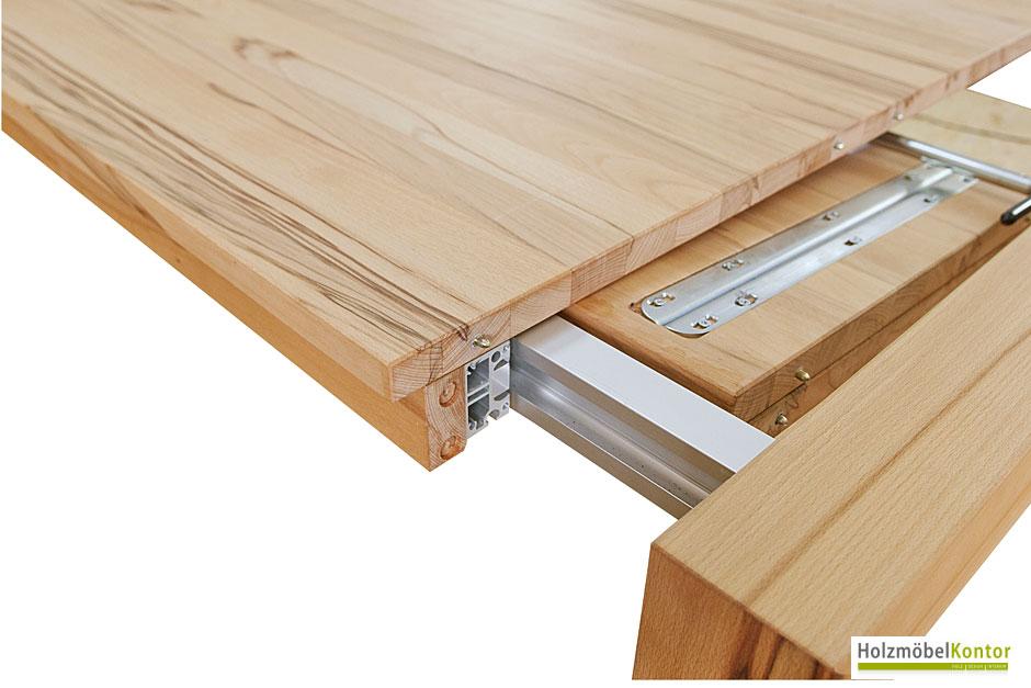 Esstisch Verlängerung Selber Bauen wie schaffe ich mehr platz an meinem tisch? - holzmöbelkontor